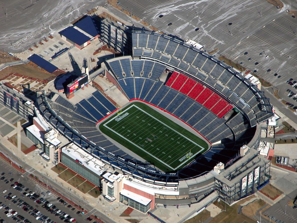 Tickets for all Gillette Stadium events