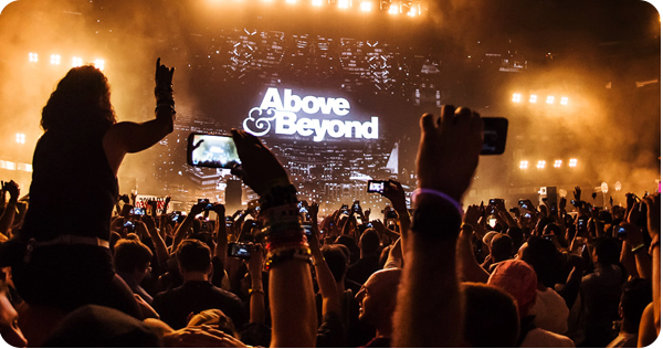 Above and Beyond Tickets at buyTickets.com