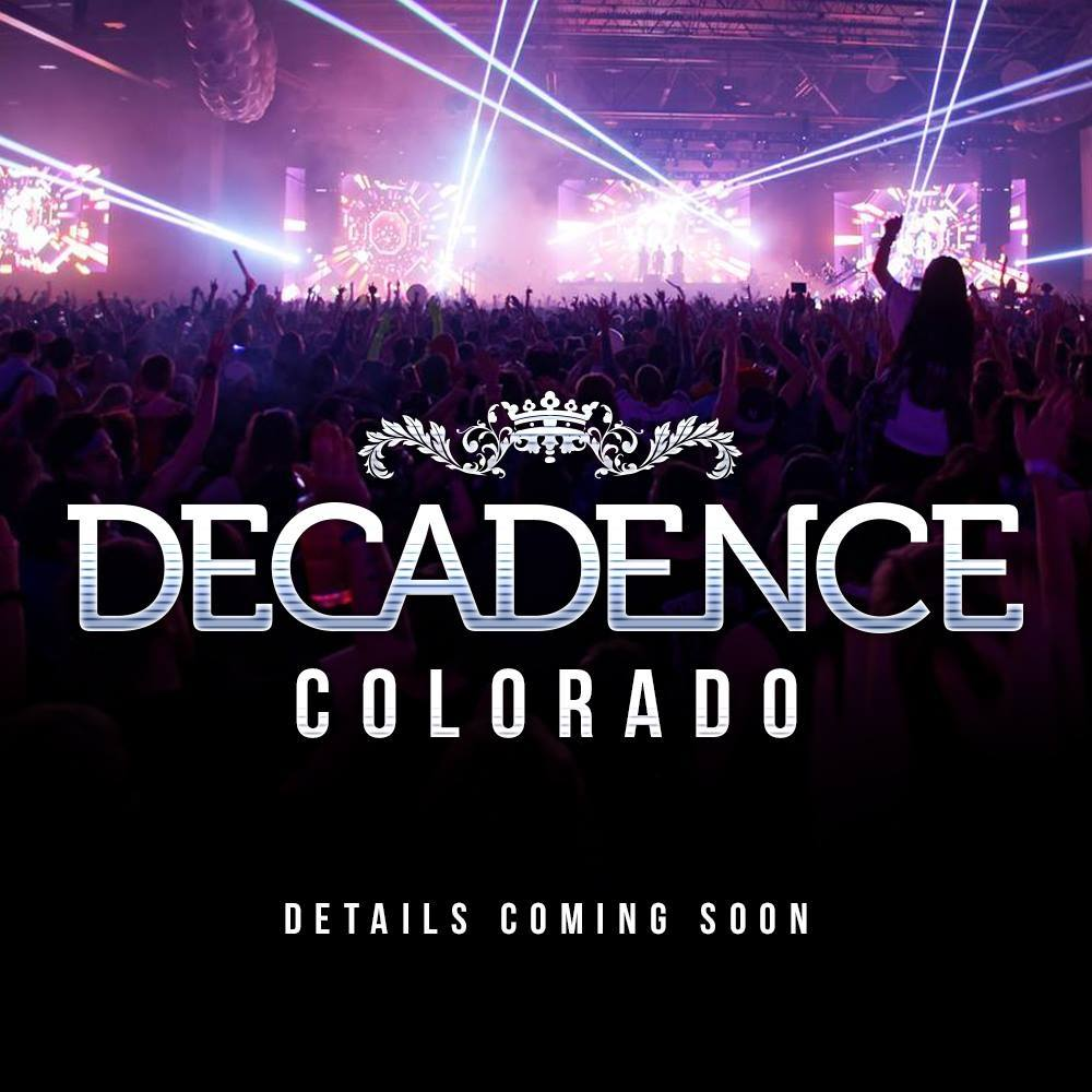 Tickets to the largest New Years Event in Colorado and Arizona Decadence - buyTickets.com